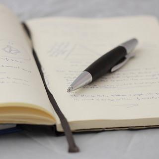Write When You're Not Writing