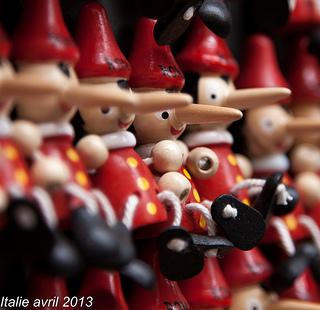 The Pinocchio Phenomenon