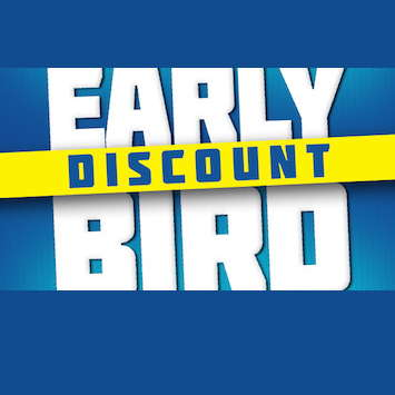 Conference Early Bird Pricing Ends Soon!