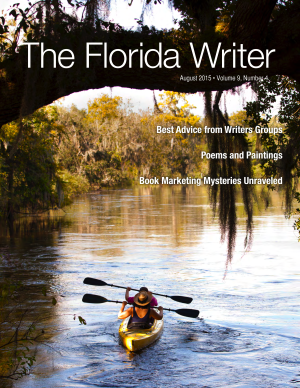 Be Published in The Florida Writer