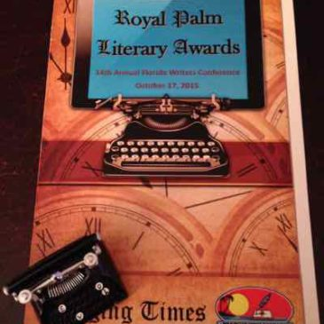 Royal Palm Literary Award Winners Announced