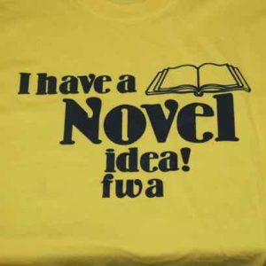 Novel idea!