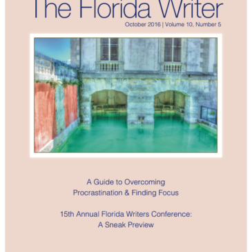 You Can Be Published in The Florida Writer