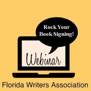 WX – Rock Your Book Signing!