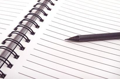 When you're stuck, write.