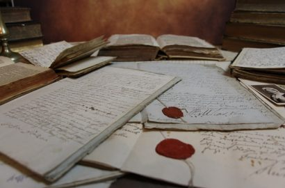 Tales of the Epistolary
