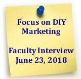Focus on DIY Marketing